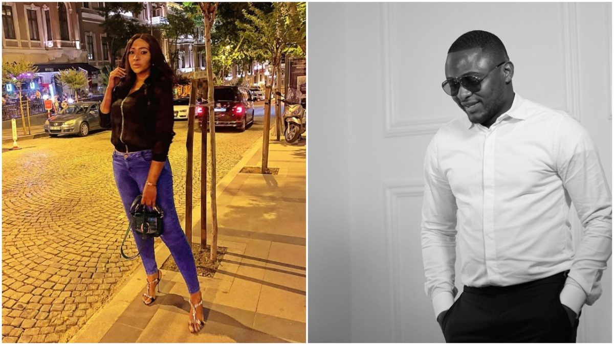 I'm in a better place now, former Ubi Franklin's wife shades fan