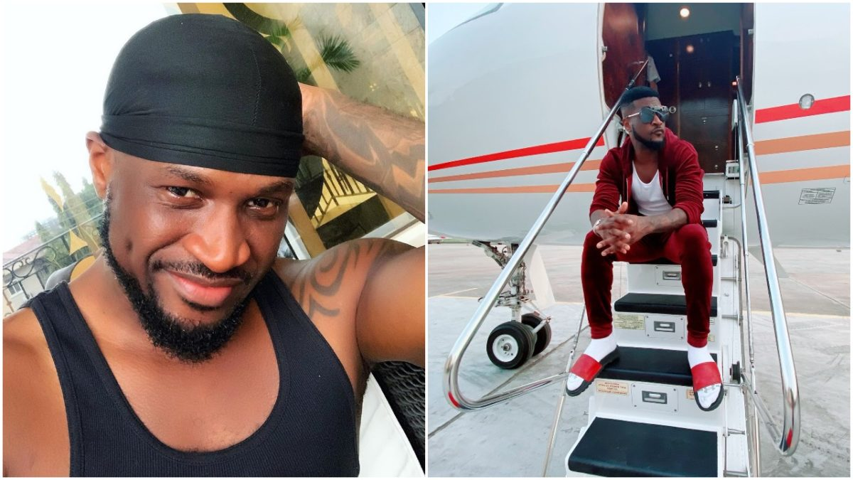 I missed the lifestyle of flying around, Mr P says (photo)