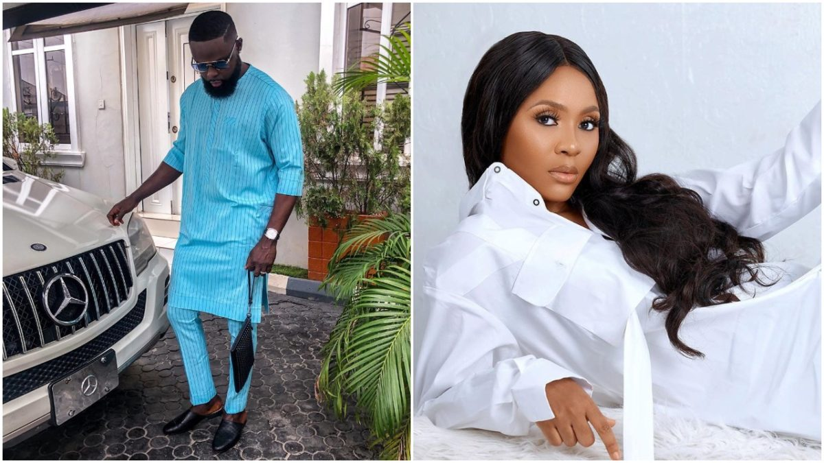 Yomi casual celebrates his super woman on her birthday (video)