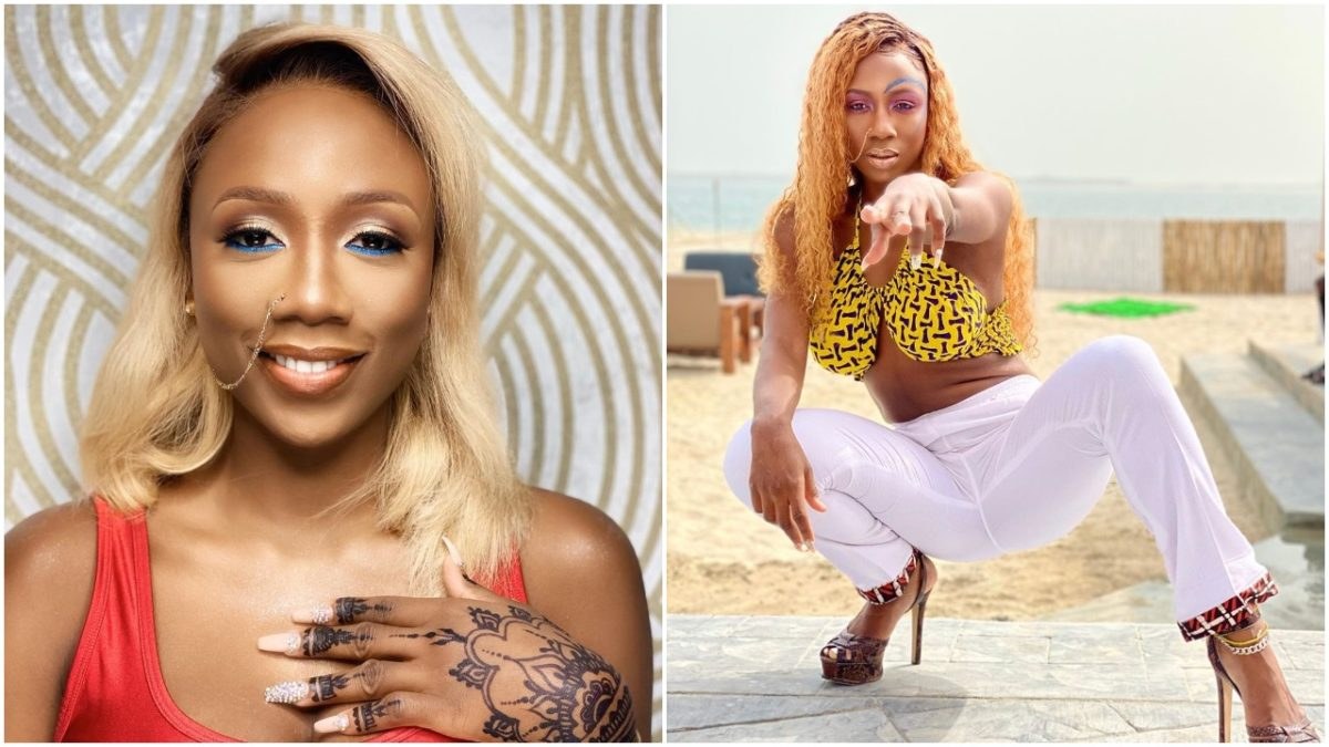 We know you're sexy, put some clothes on - fans trolls Korra Obidi (photos)