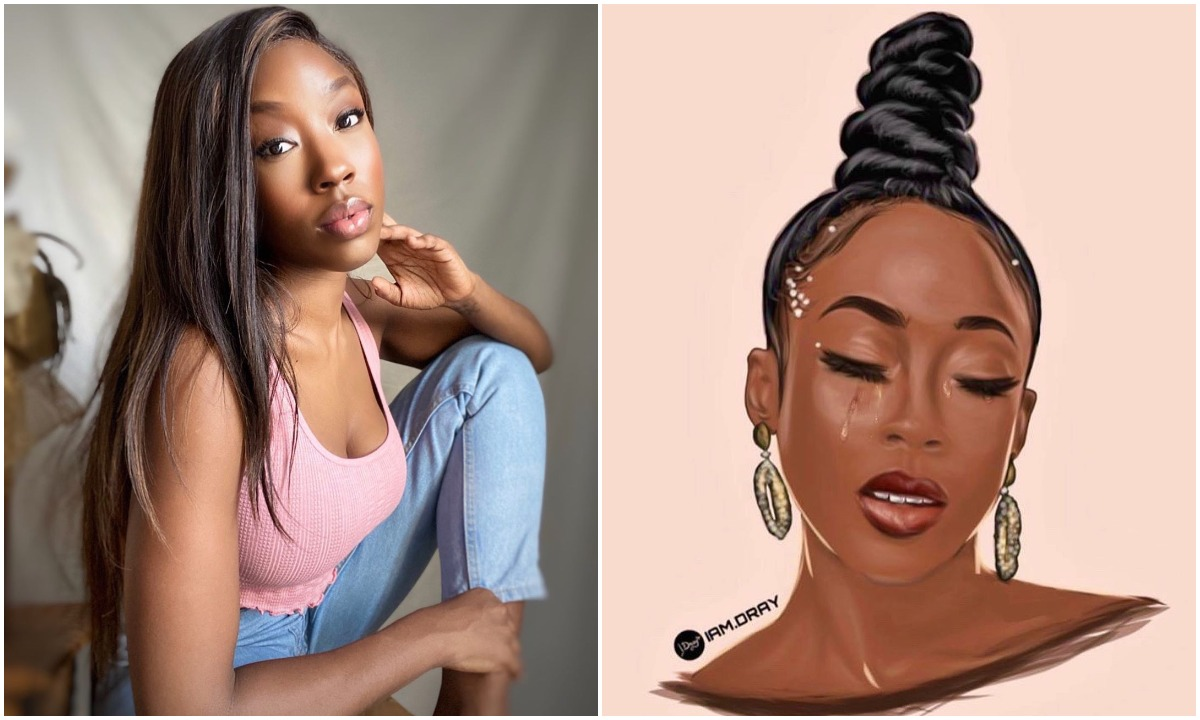 Beverly Naya reacts to issues of Rape and Killing of Blacks