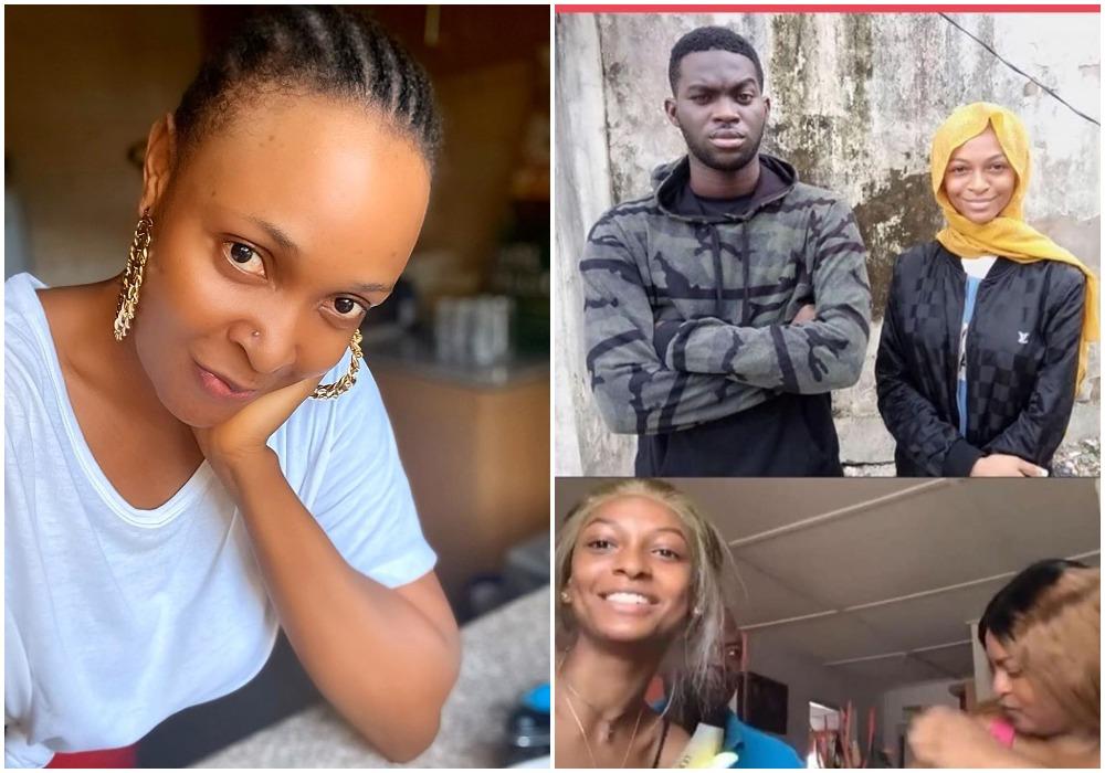 Blessing Okoro defends EFCC Arrested Influencer