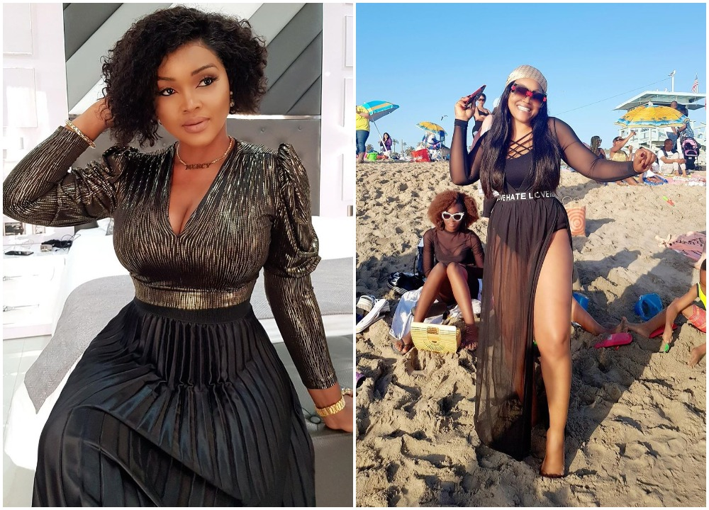 Mercy Aigbe cries out as Coronavirus Cases