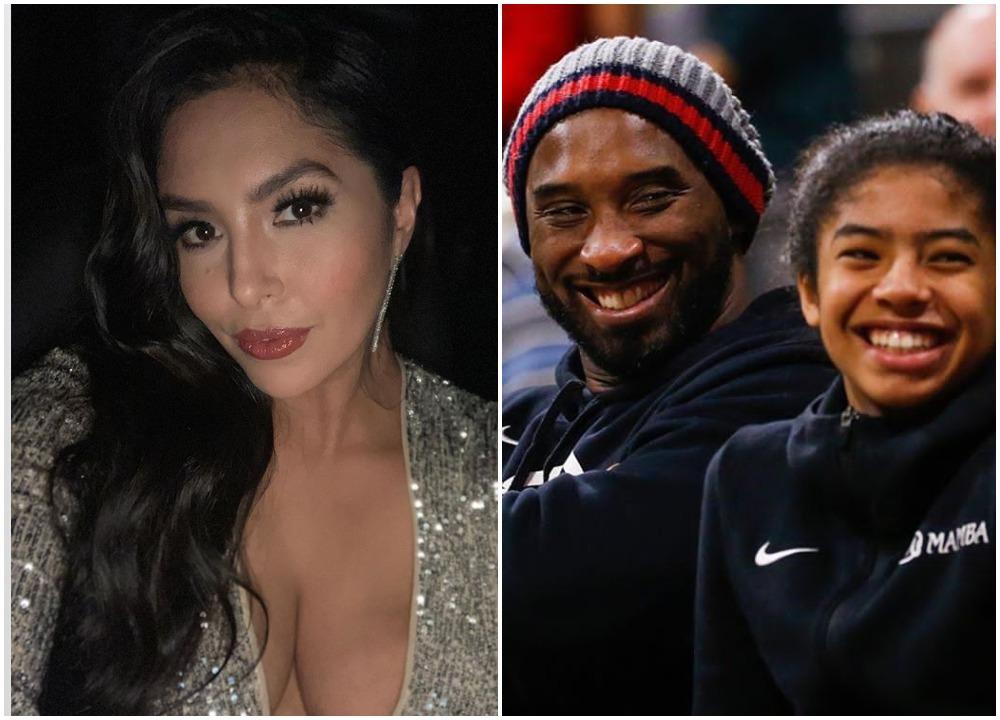 Vanessa Bryant gets a new tattoo honoring Kobe Bryant