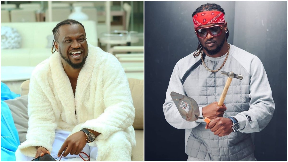 If you dey do yahoo, no dey shout, your forefathers did it codedly - Paul Okoye (photo)
