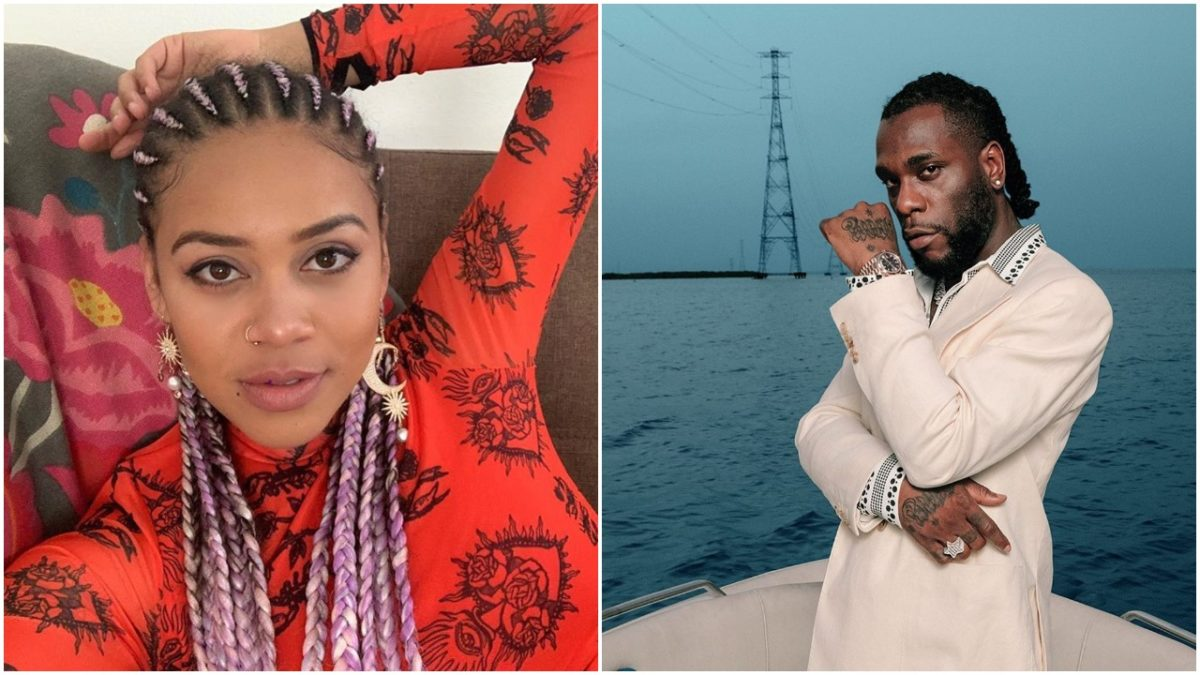 South African rapper , Madjozi drags Burna Boy for taking 'Own It' remix down (photo)