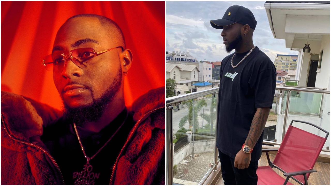Davido sends Aloma Parking for acting like a landlord in the house he bought for his crew