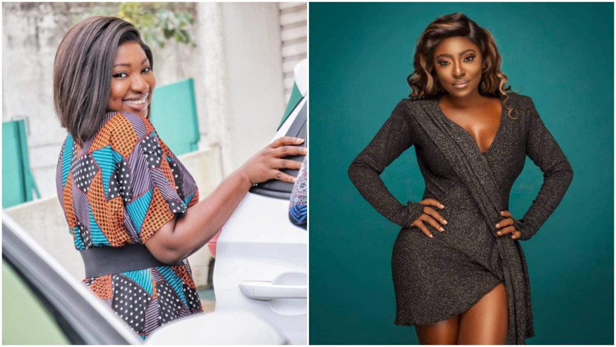 Popular actress, Yvonne Jegede says she underwent surgery to have a sexy look