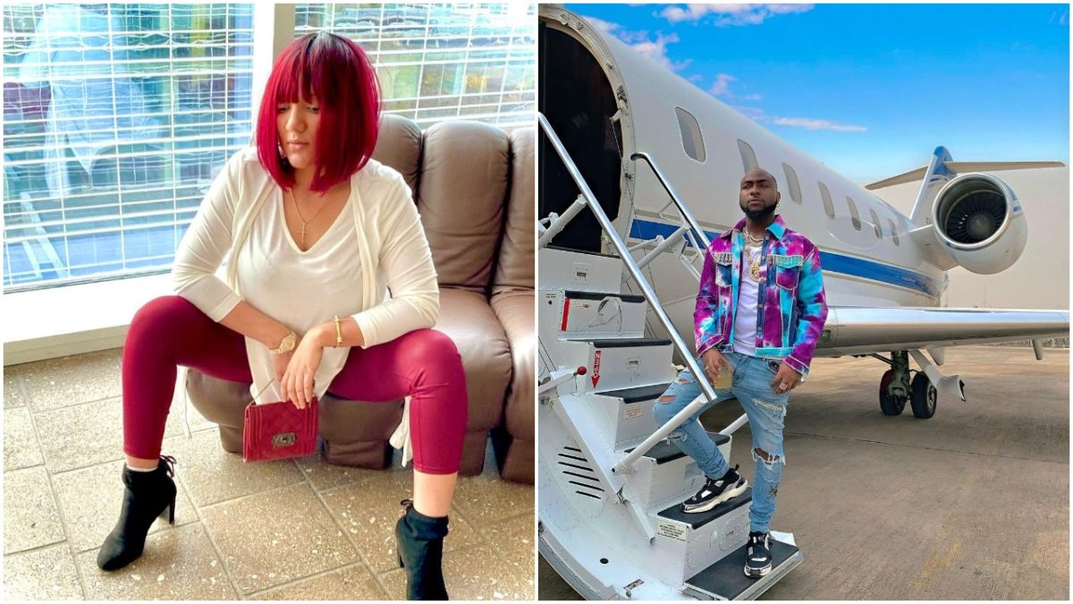 Gifty shades Davido about his sex life and privacy (video)