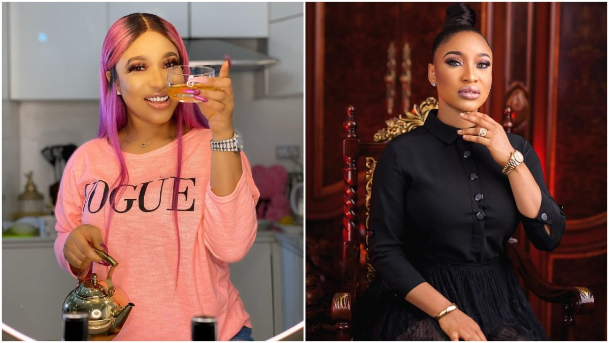 Nigerian actress says her former body shade will be yours if you say cosmetic injury is bad (photo)