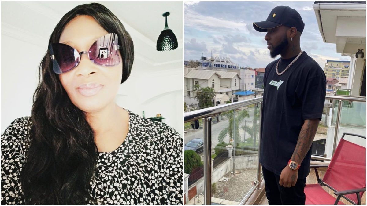 American born and Nigerian Singer, Davido Sexually Assaulted Me In 2018 Kemi Olunloyo says.