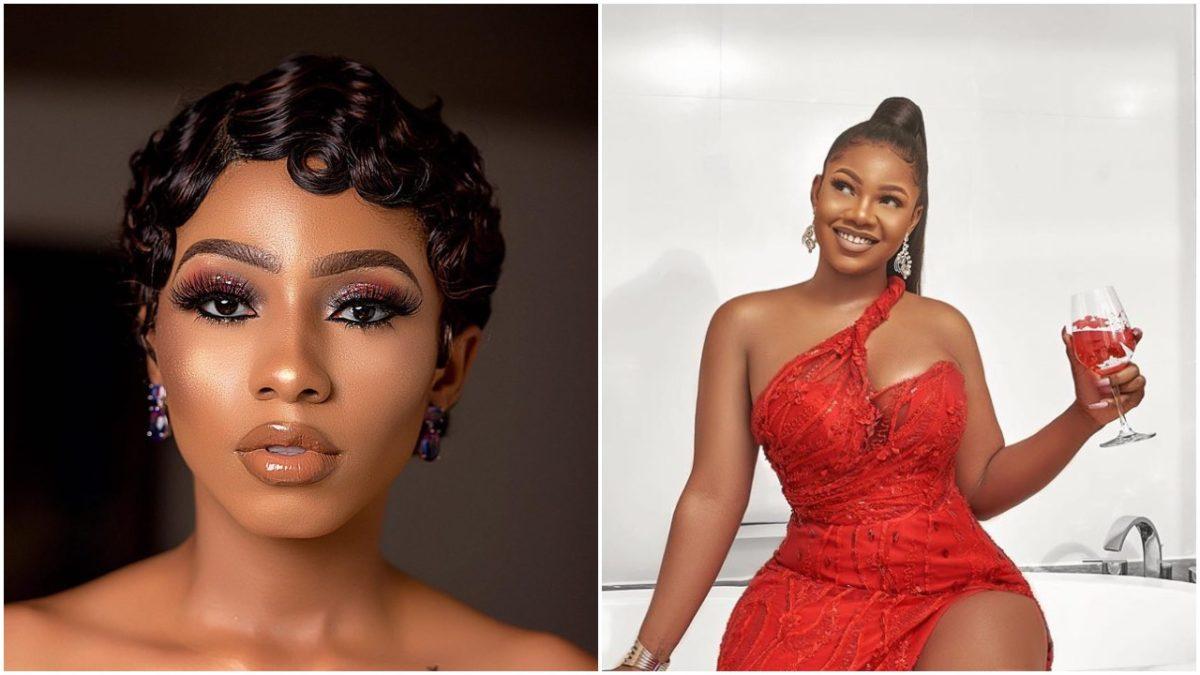#BBNaijaReunion: Online life of Tacha is used to shade Big Brother Naija winner, Mercy (video)