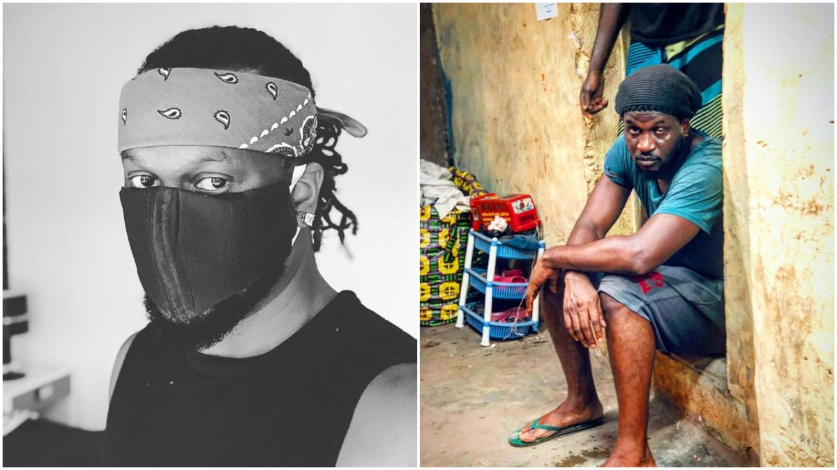 """""""Social media will be the death of this generation"""" - Nigerian singer, Rude boy says (photo)"""