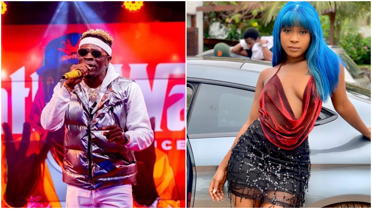 """Learn how to make good production for your songs"" - Efia Odo blasts Shatta Wale  - pjimage 2 27 - ""Learn how to make good production for your songs"" – Efia Odo blasts Shatta Wale"