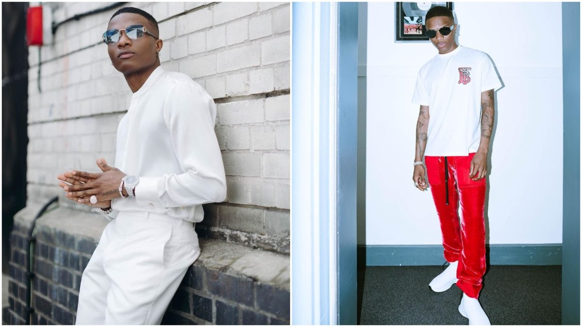 Video of how Wizkid's bouncer smashed a fan goes viral (video)