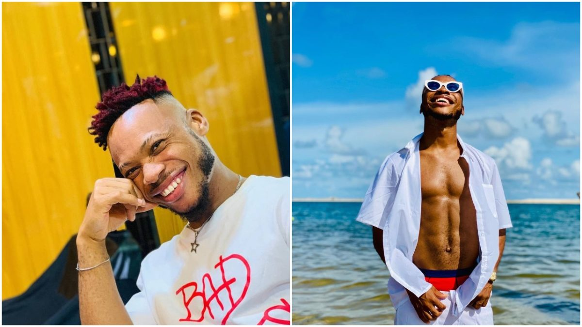 Nigerian dancer, Poco Lee shades runs girl who ask for free subscription (photo)