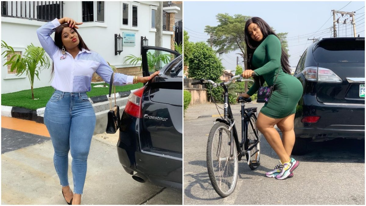 Why did married men follow single ladies?  - Actress Inem Peter asks her fans (photo)