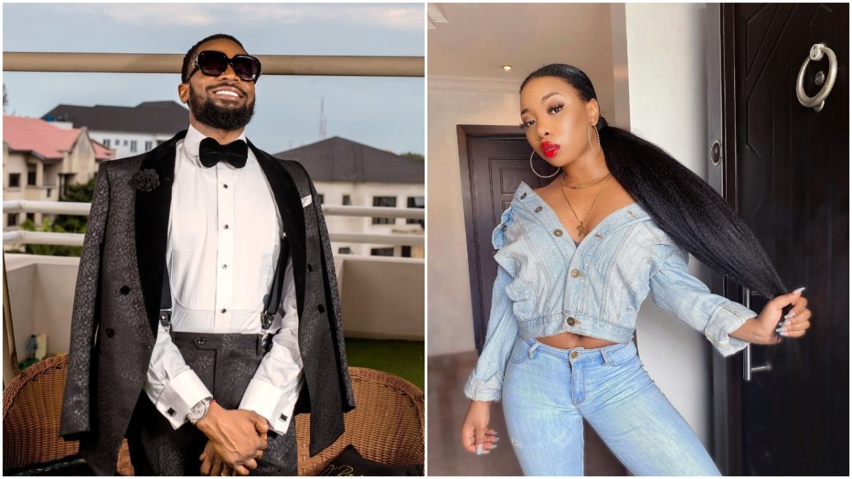 """""""Shame on you for silencing a young woman from speaking her truth"""" - Mo'Chedda blasts D'banj over rape (photo)"""