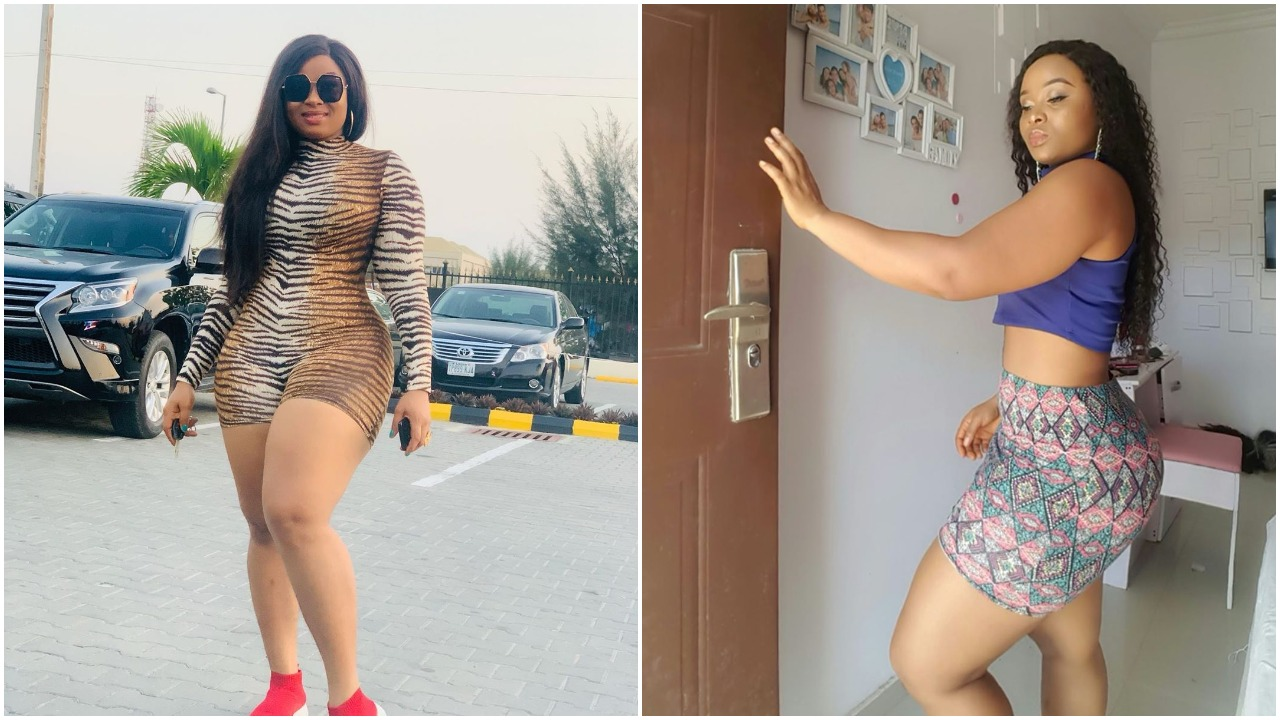"""""""Most Nigerians want me to be their personal porn star because I'm from Calabar"""" as Inem Peter blows hot (photo)"""