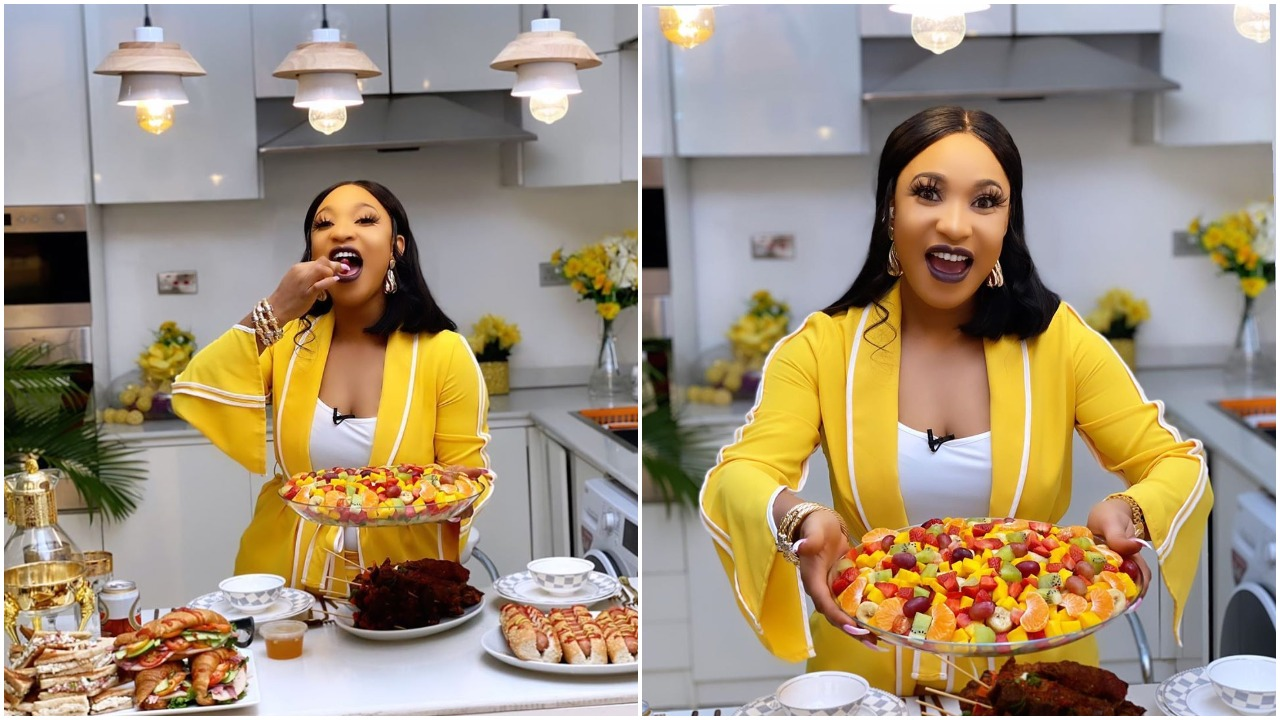 I lost two friends in two days, COVID-19 isn't on break - Actress Tonto Dikeh says (photo)  - pjimage 36 - I lost two friends in two days, COVID-19 isn't on break – Actress Tonto Dikeh says (photo)
