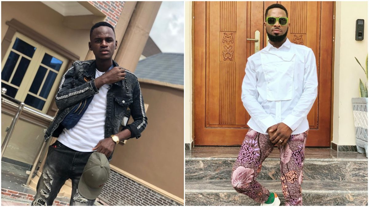 Popular Model accuses Dbanj of rape after posting against rape (photo)