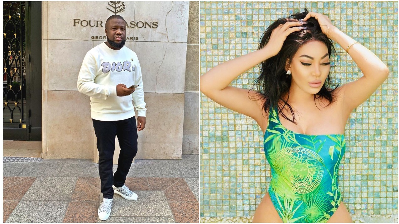 """Old and acting childish"", Dencia blasts Hushpuppi for saying ""Bleaching people shouldn't join Black Lives Matter"" (photo)"