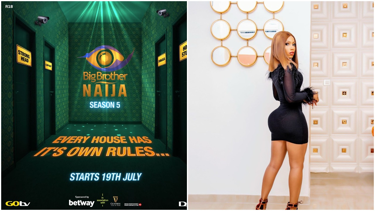 Big Brother Naija launches fifth edition on 19th of July this year (photo)