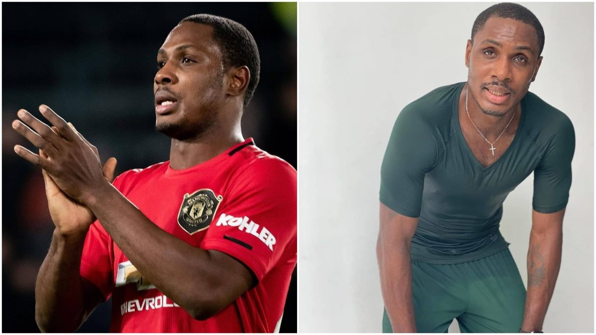 BREAKING: Odion Ighalo extends his loan contract at Manchester United till next year
