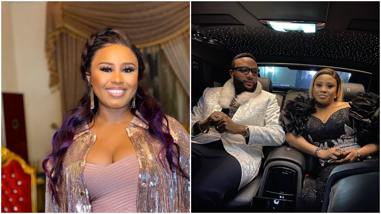 E-Money shows love to his wife as he celebrates her birthday (photos)