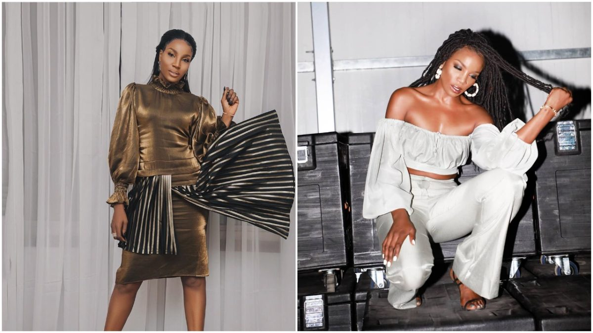 Nigerian celebrity, Seyi Shay opens up on her nude pictures (video)