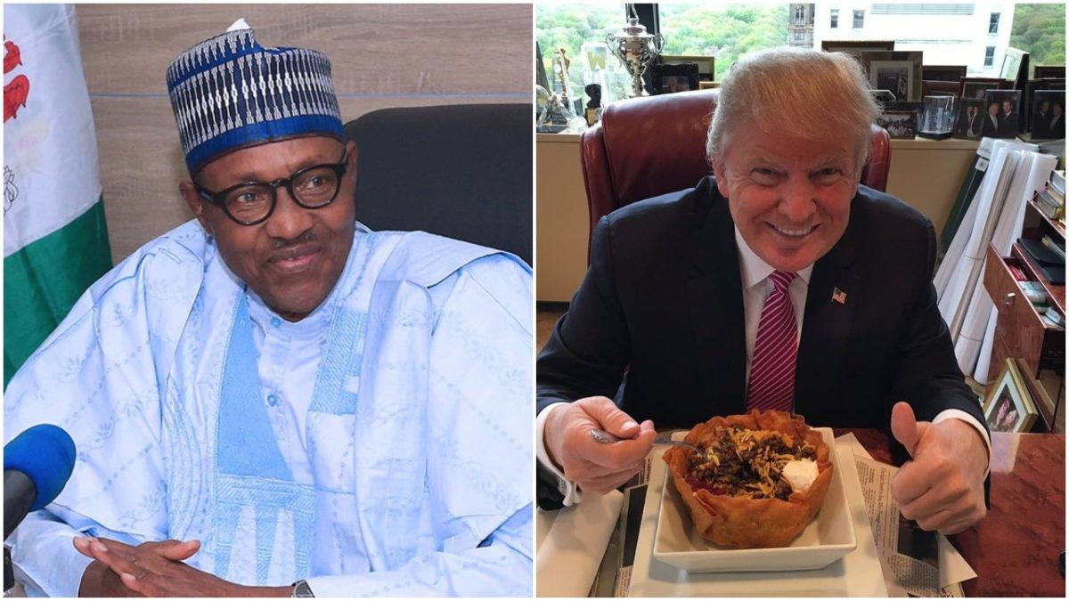 Both Nigeria's President and Donald Trump are clueless - Wizkid says (photo)