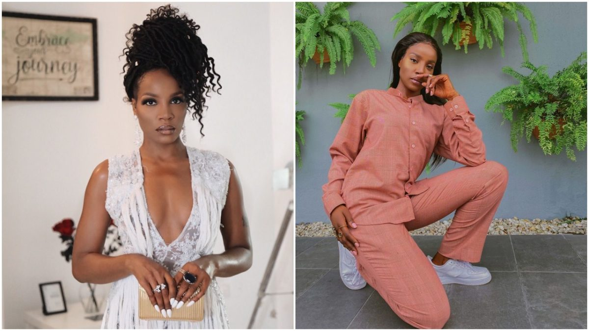 """Confidence is not """"they will like me"""", it is """"I'll be fine if they don't"""" - Seyi Shay explains (photo)"""