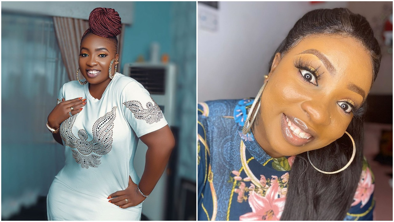 """Marry a man that gets you in the mood whenever you see him"" — Actress Anita Joseph says (video)"