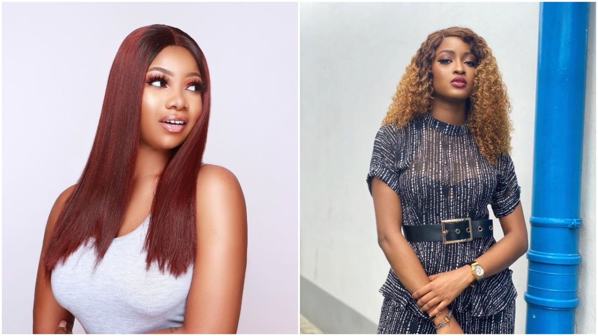 Tacha replied Kim Oprah after throwing troll at her (video)