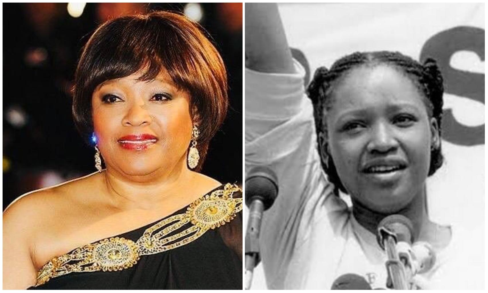 Nelson Mandela's daughter, Zindzi Mandela passes away aged 59
