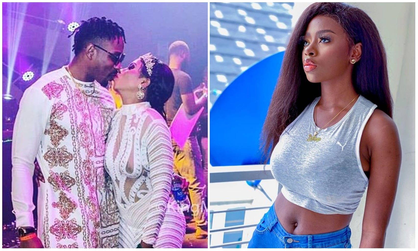 #BBNaija: Diane blast fans who asked her to betray Mercy by dating Ike (Screenshot)