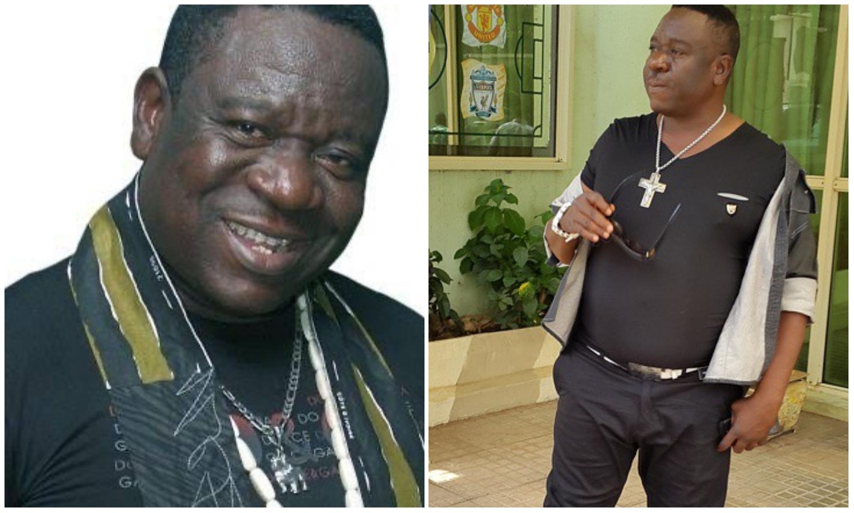 """""""Coronavirus is a scam in Nigeria"""" - Actor Mr Ibu declares"""