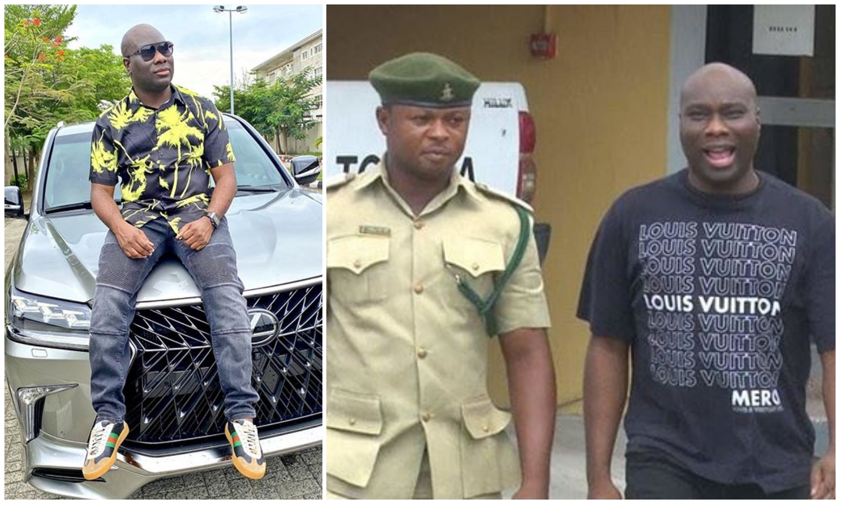 Mompha attacks faceless blogger claiming his Uncle testified against him in court