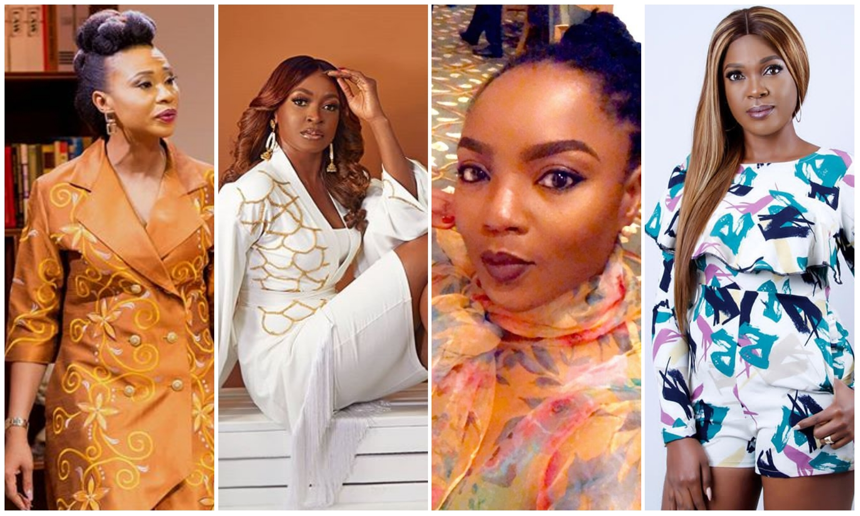 Ageless, Timeless, Positive' – Omoni Oboli, Nse Ikpe Etim, Chioma Akpotha celebrates Kate Henshaw 49th birthday (Photos/Video)