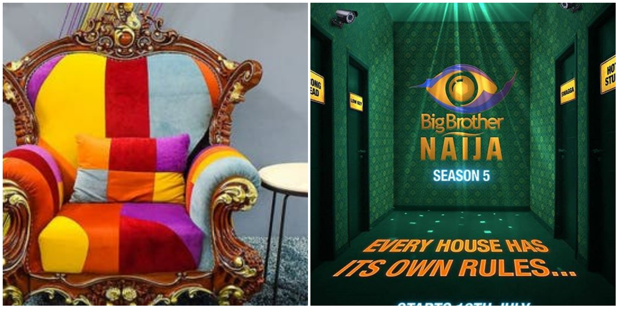 #BBNaija: See Pictures of the multi-million naira mansion housemate are kept for season five