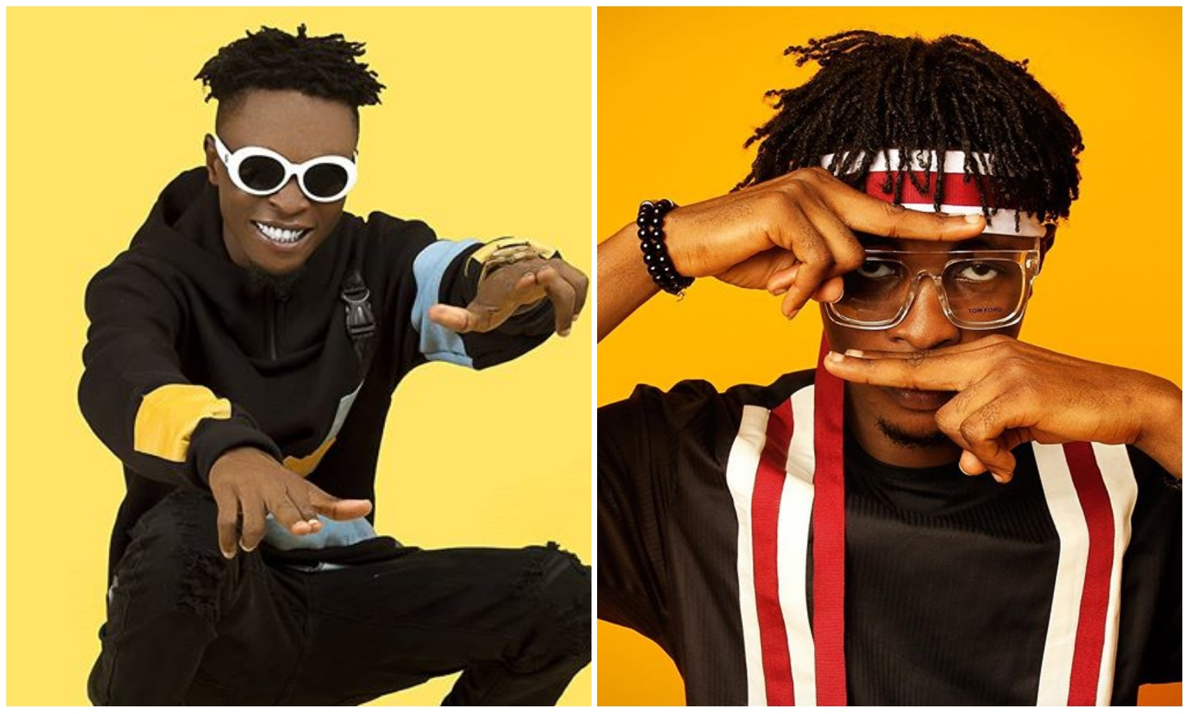 Laycon's album peak number 3 on iTunes Nigeria hours after entering BBNAIJA (Photos/Video)