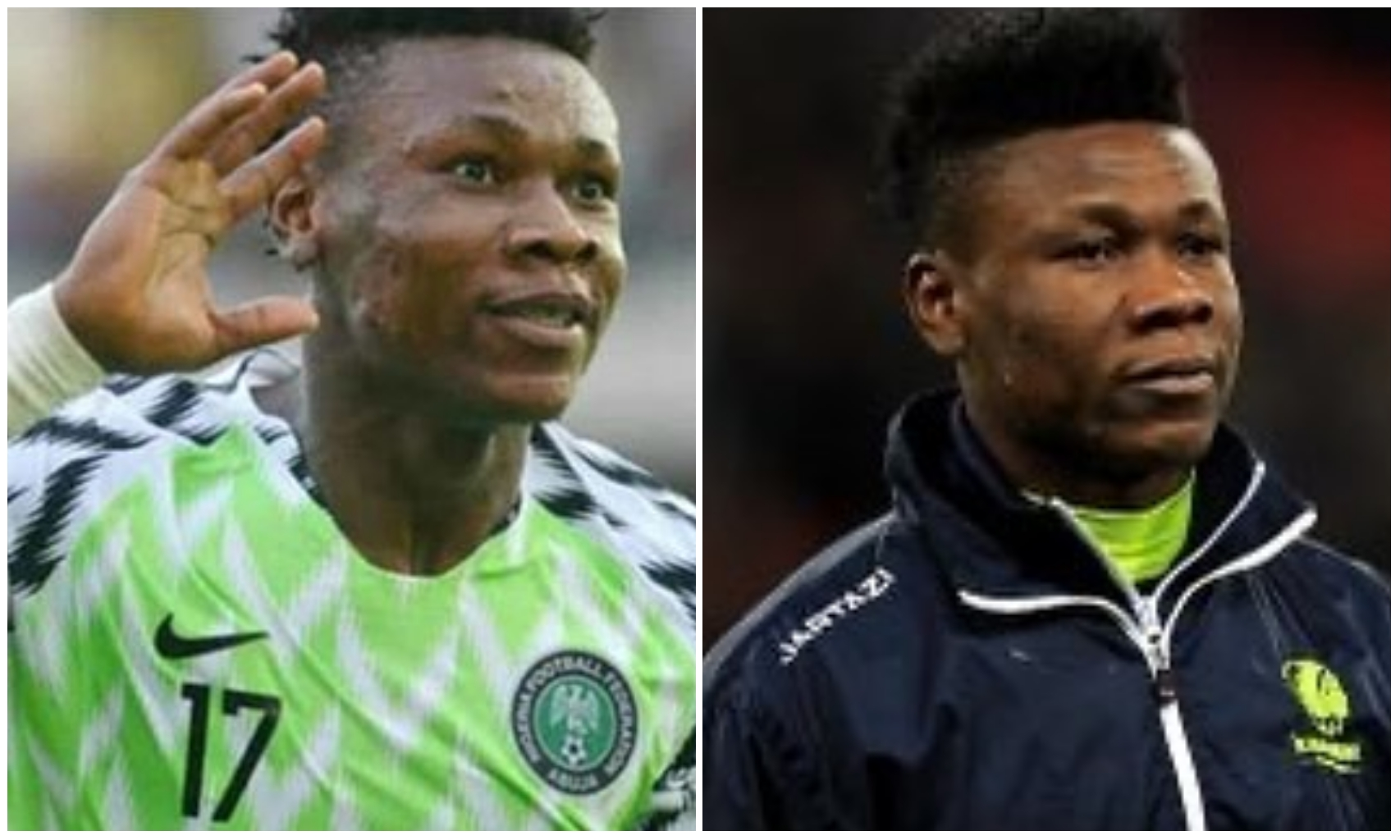Super Eagles Midffielder, Samuel Kalu tests positive for Coronavirus