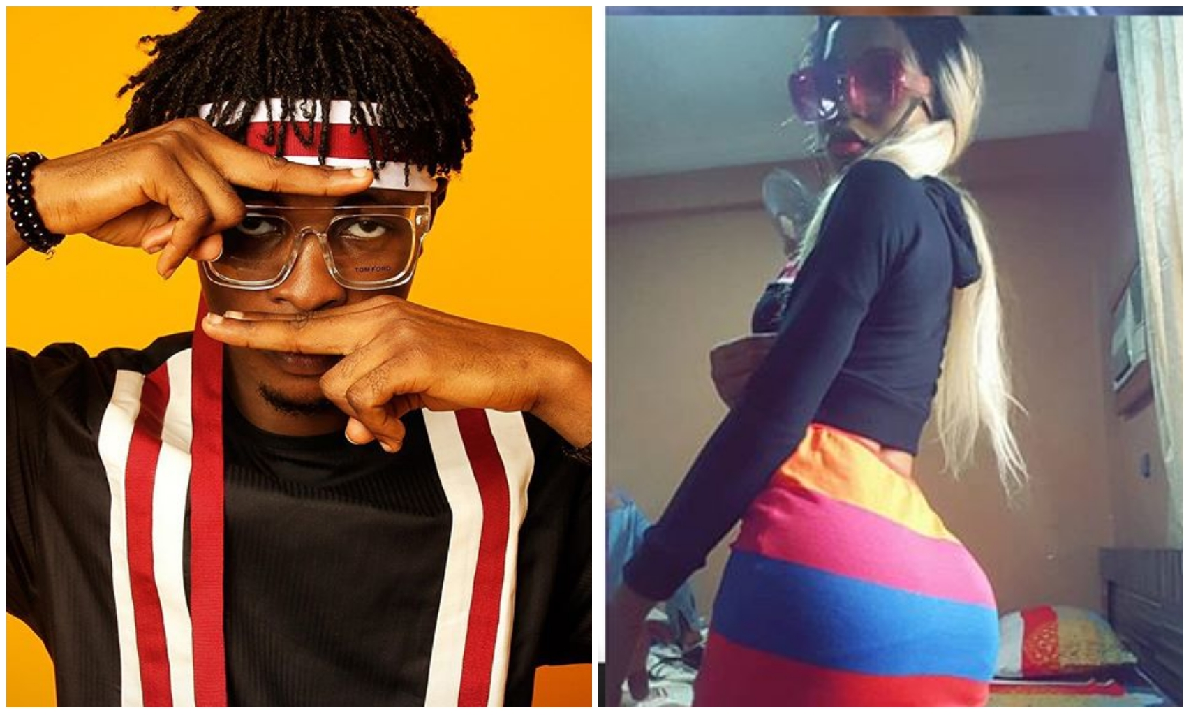 Nigerian lady laments as she finds out BBN Laycon have been asking her out on IG