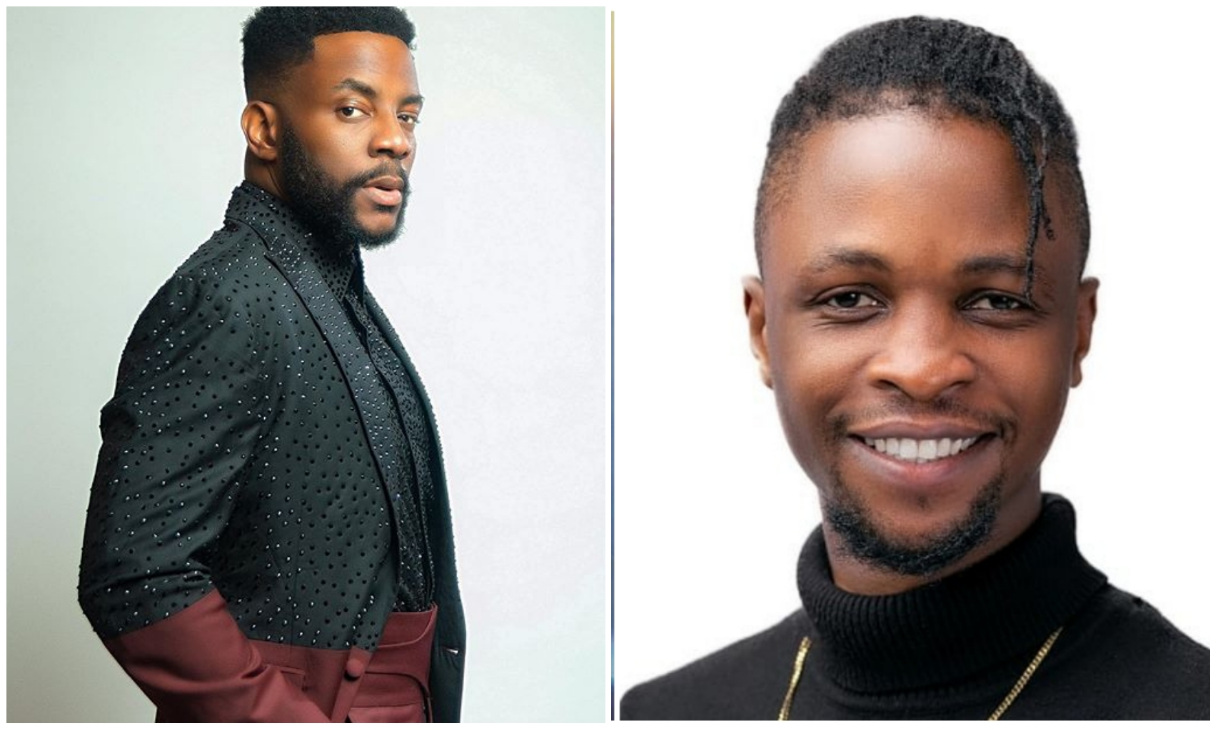 #BBNaija: Ebuka heaps praise on Laycon after he showcased his rap skills