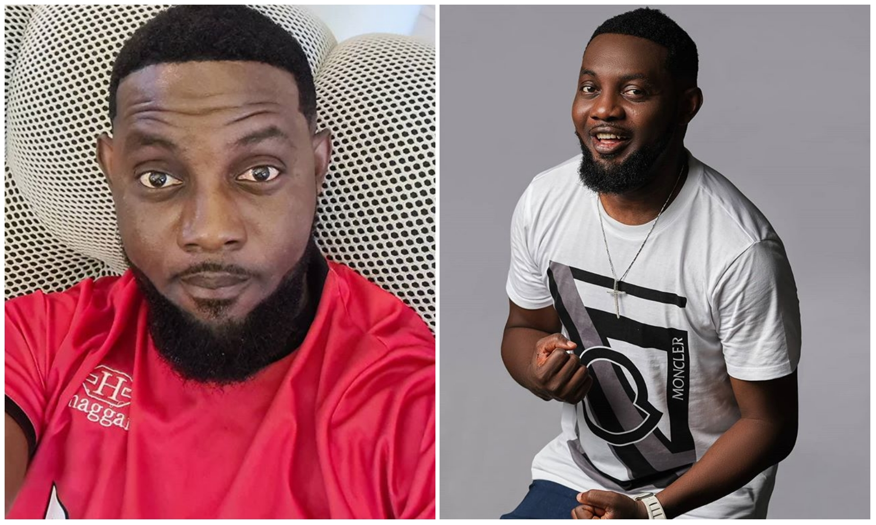 Comedian AY appreciate fans support as he hits 9 million followers on IG (Photo)