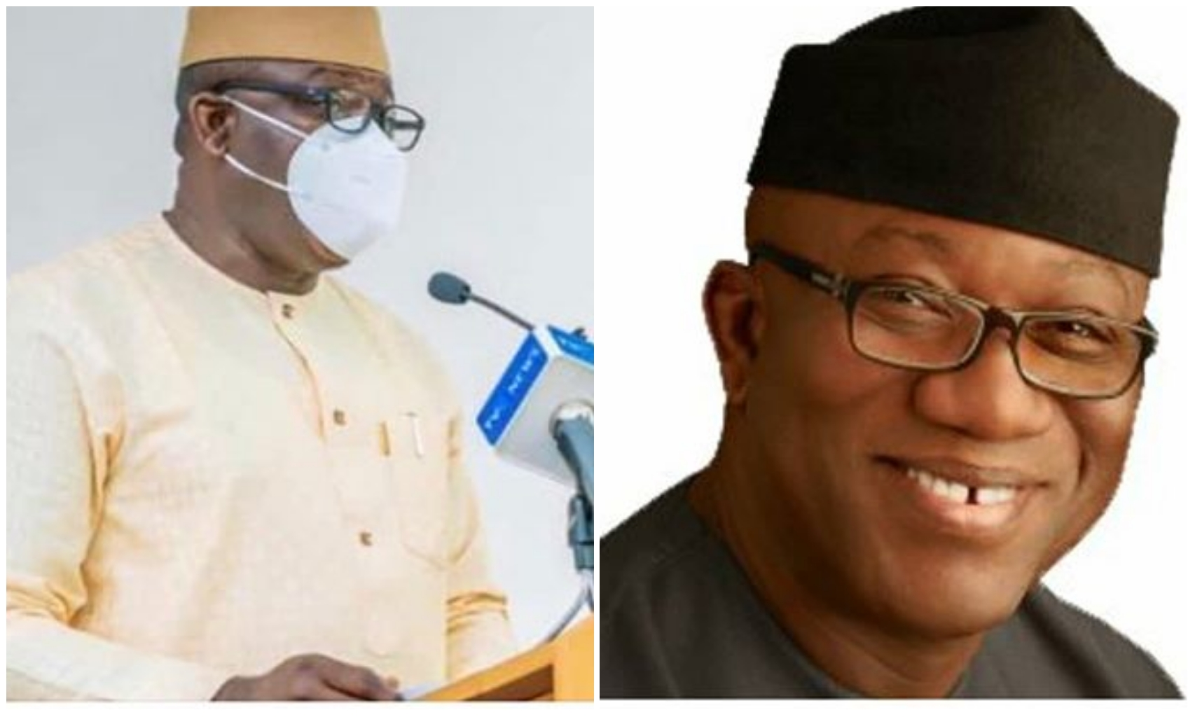 Ekiti State Governor, Kayode Fayemi, tests positive for Coronavirus