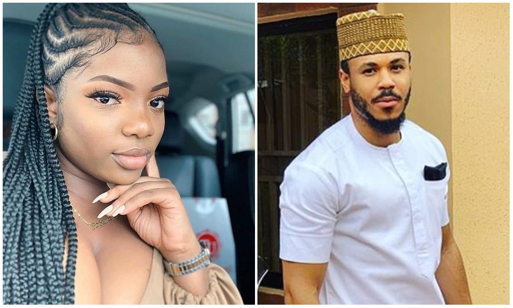 BBNaija: I will choose friendship with Dora over relationship with anyone – Ozo (Video)