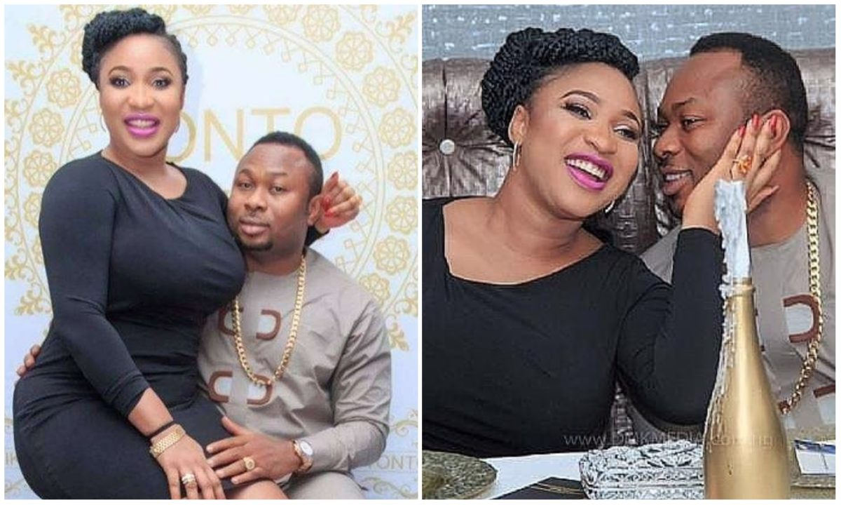 I've forgiven my ex-husband for the sake of my son — Tonto Dikeh speaks (Video)