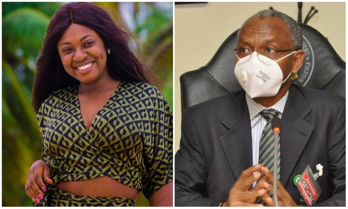 Yvonne Jegede calls out Kaduna State Governor over killings in the state (Photos)