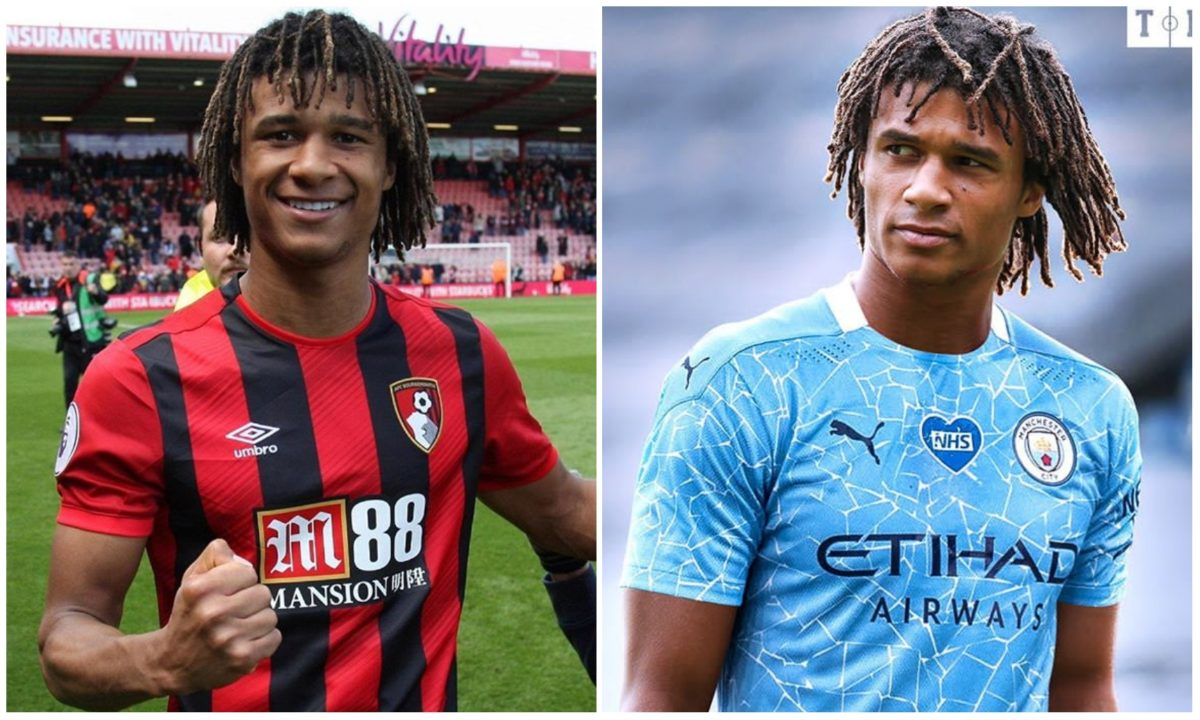 Bournemouth and Man City agrees £41M fee for the transfer of Nathan Ake